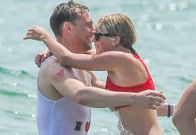 tom hiddleston lights up taylor swifts fourth of july 2016 gossip