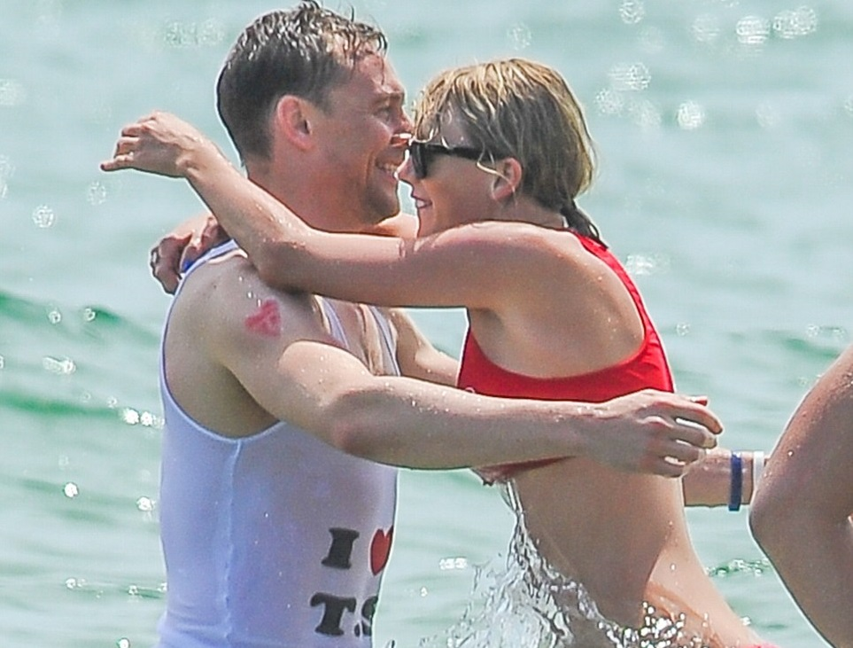 Tom Hiddleston lights up Taylor Swift and Kim Kardashian Snapchats back at doubters 2016 gossip