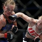 valentina shevchenk beats holly holm