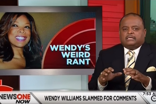 wendy williams ready for roland martin sit down 2016 gossip