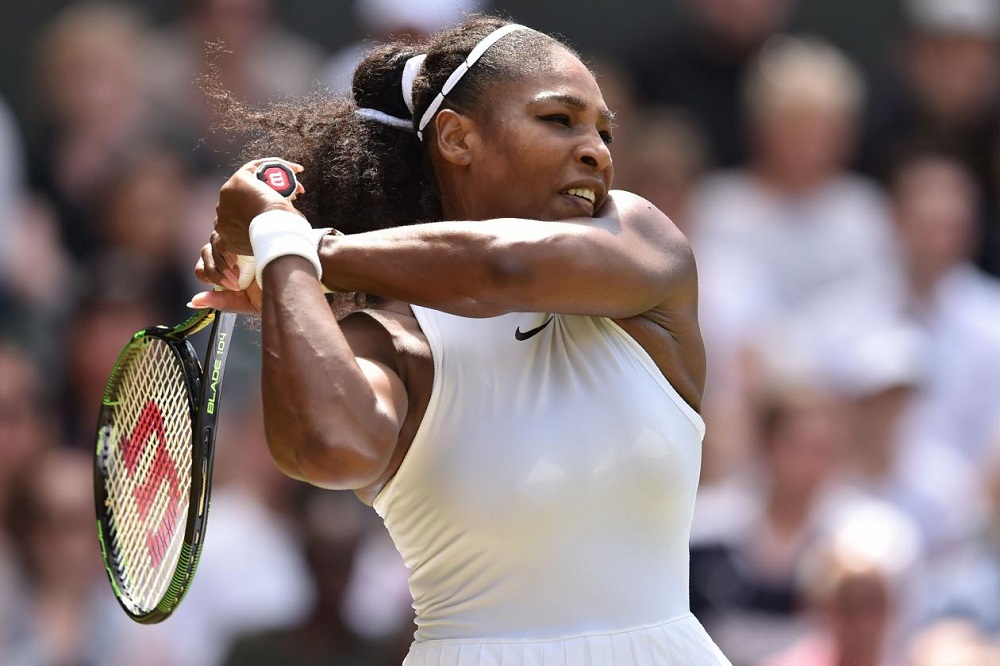 wimbledon 2016 serena williams world no 1 ranking at risk images