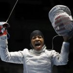 2016 rio olympics Fencing - Women's Sabre Individual Table of 32