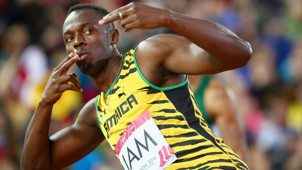 2016 Rio Olympics - Is Usain Bolt Smart? sports images