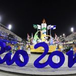 2016 Rio Olympics opening ceremony focusing on Brazil and environment