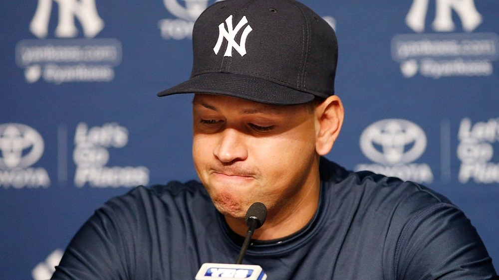Alex Rodriguez's New Nickname – Retirement on Friday 2016 images