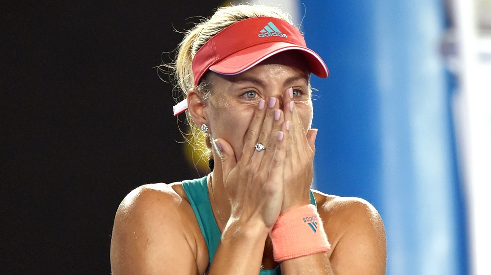 Angelique Kerber – Closing in on World No. 1 Ranking in Cincinnati 2016 images