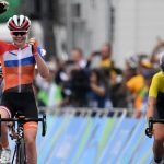 Anna van der Breggen wins gold rio olympics