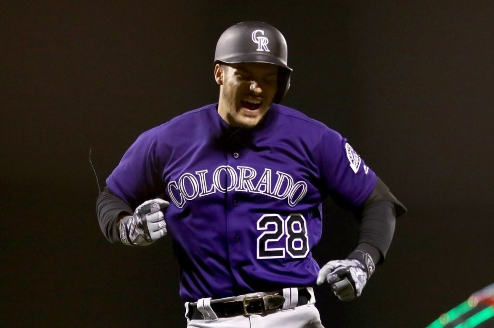 Can Colorado? Rockies Making Push for MLB Playoffs 2016 images