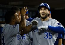 MLB - Who Will Stop the Kansas City Royals 2016 images