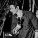 Matt Cohen young john winchester supernatural at convention