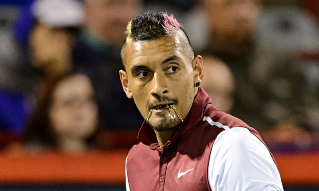 Nick Kyrgios Overrated at 2016 US Open despite good draw tennis images
