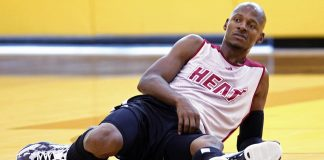Ray Allen continues quest of man looking for an NBA team to have him 2016 images