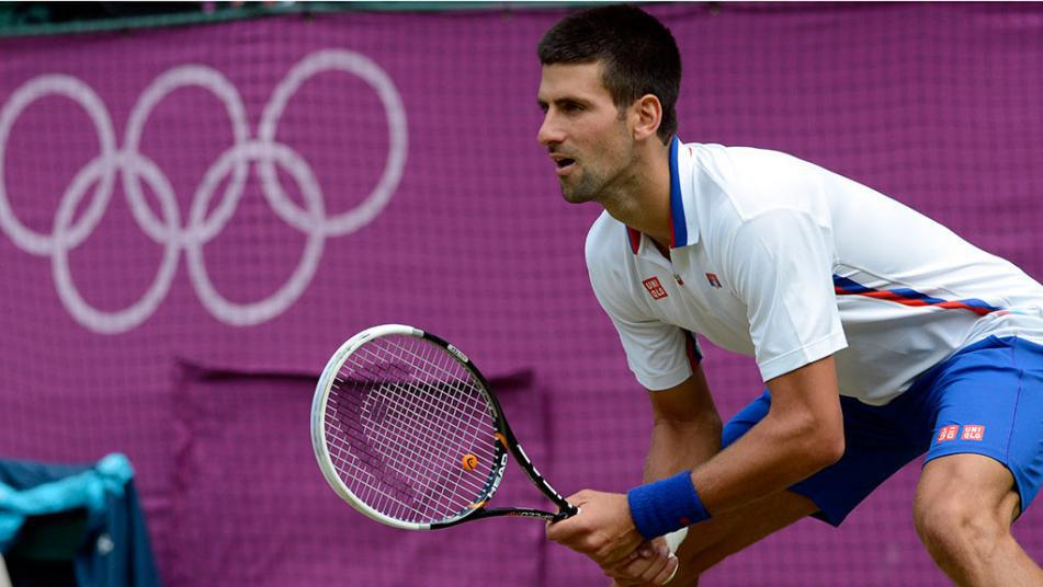 Rio 2016 Olympics - Novak Djokovic Tops in Men's Tennis Draw sports images