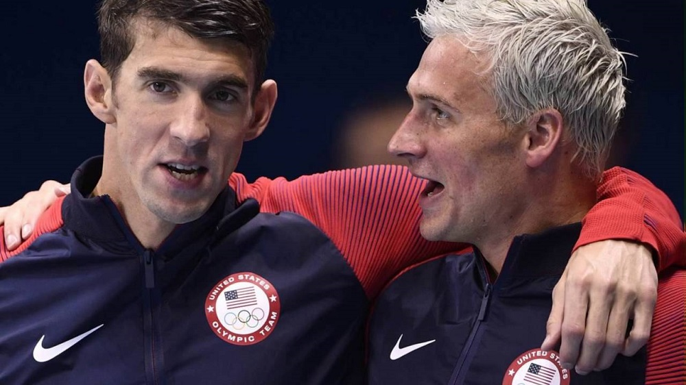Rio Olympics Day 6 Highlights Final showdown for Michael Phelps and Ryan Lochte 2016 images