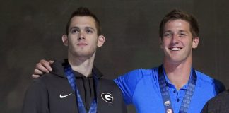 Ryan Lochte's 'robbery' U.S. Olympic swimmers taken by authorities 2016 images