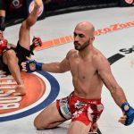 Saad Awad vs Derek Anderson bellator 160