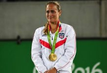Sports Imperialism - America's Ignorant Claim Monica Puig's Gold Medal 2016 images