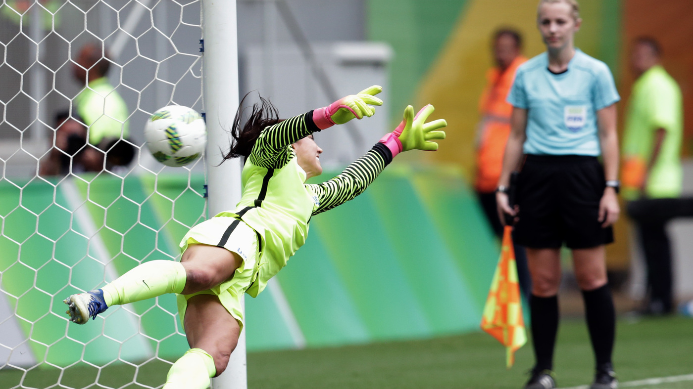 To Hope Solo: London Olympics Were Cowardly, Not Rio 2016 images