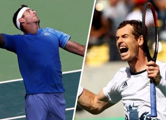 andy murray makes history beating juan martin del potro at rio olympics 2016