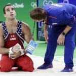 2016 games Rio Olympics Artistic Gymnastics Men