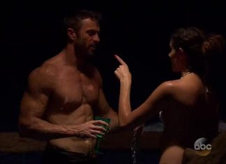 bachelor in paradise 301 chad johnson rampage begins aka urine trouble 2016 images