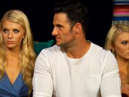bachelor in paradise 306 daniel lets sarah and ashley head home 2016 images