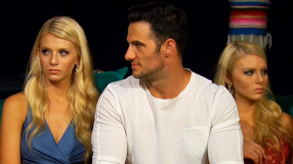 'Bachelor in Paradise' 306 Daniel Maguire lets Sarah and Ashley head home 2016 images