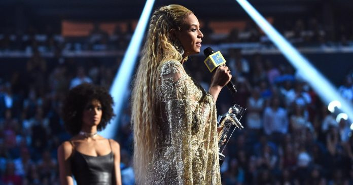 beyonce shows eveyrone shes her own category at mtv vmas 2016 images