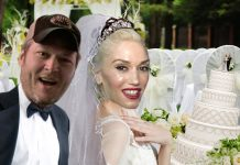 blake shelton gwen stefani ready for wedding 2016 images