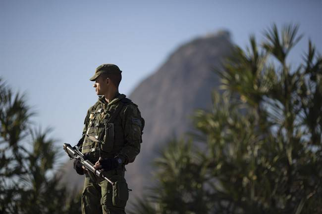 brazil crime rate high 2016 rio olympics