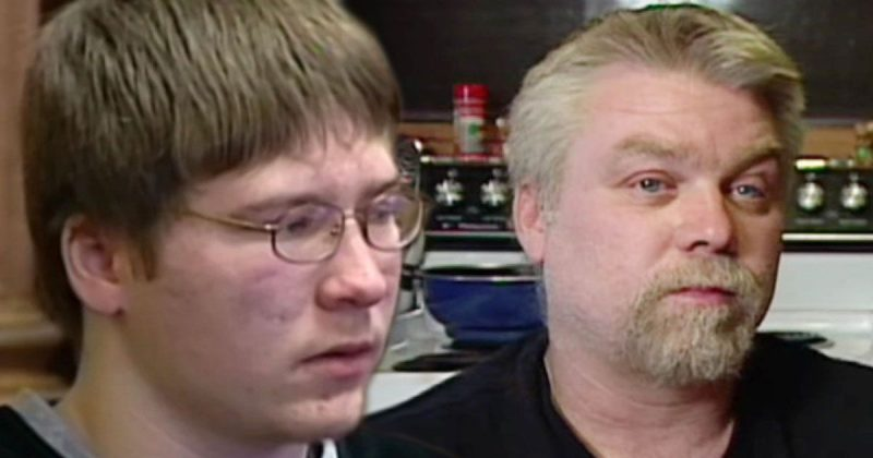 brendan dassey and steven avery making a murderer