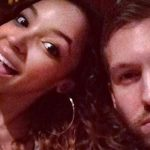 calvin harris keeping it casual with tinashe 2016 gossip
