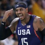 Carmelo Anthony draws criticism but continues dominating Rio Olympics
