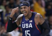 Carmelo Anthony draws criticism but continues dominating Rio Olympics 2016 images