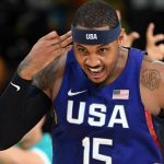 carmelo anthony leading scores at us rio olympics basketball