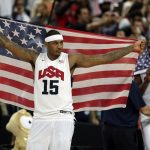 Carmelo Anthony thriving at 2016 Rio Olympics