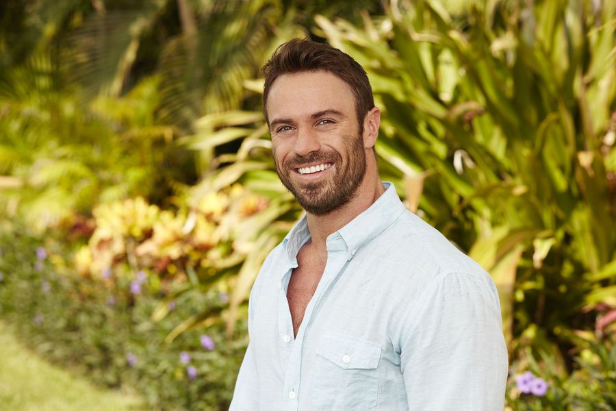 chad johnson bachelor in paradise 2016