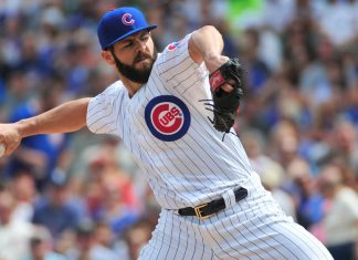 Chicago Cubs pitching dominance returns 2016 images