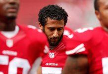 Colin Kaepernick national anthem protest keeps him polarizing NFL 2016 images