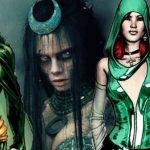 dc comics enchantress 2016