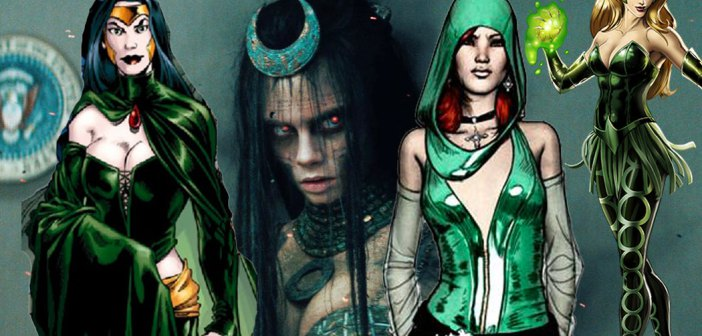 dc comics enchantress 2016