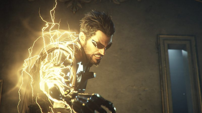 deus ex mankind divided getting great reviews 2016 images