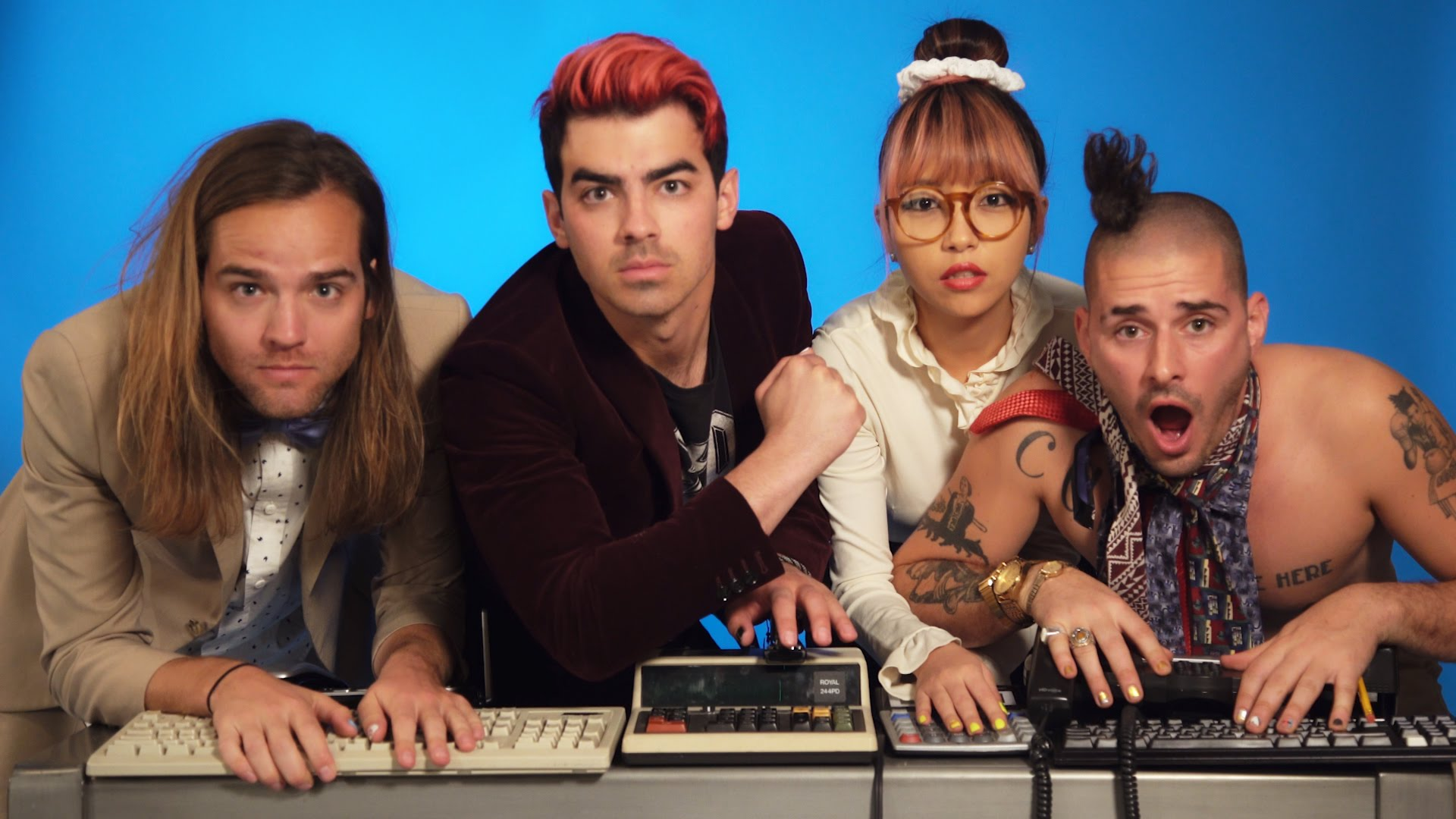 dnce best new artist mtv vmas