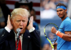 donald trump presidency more likely than rafael nadal winning us open 2016 images