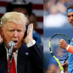 Donald Trump Presidency more likely than Rafael Nadal winning US Open