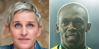 ellen degeneres blamed of racism after usain bolt meme