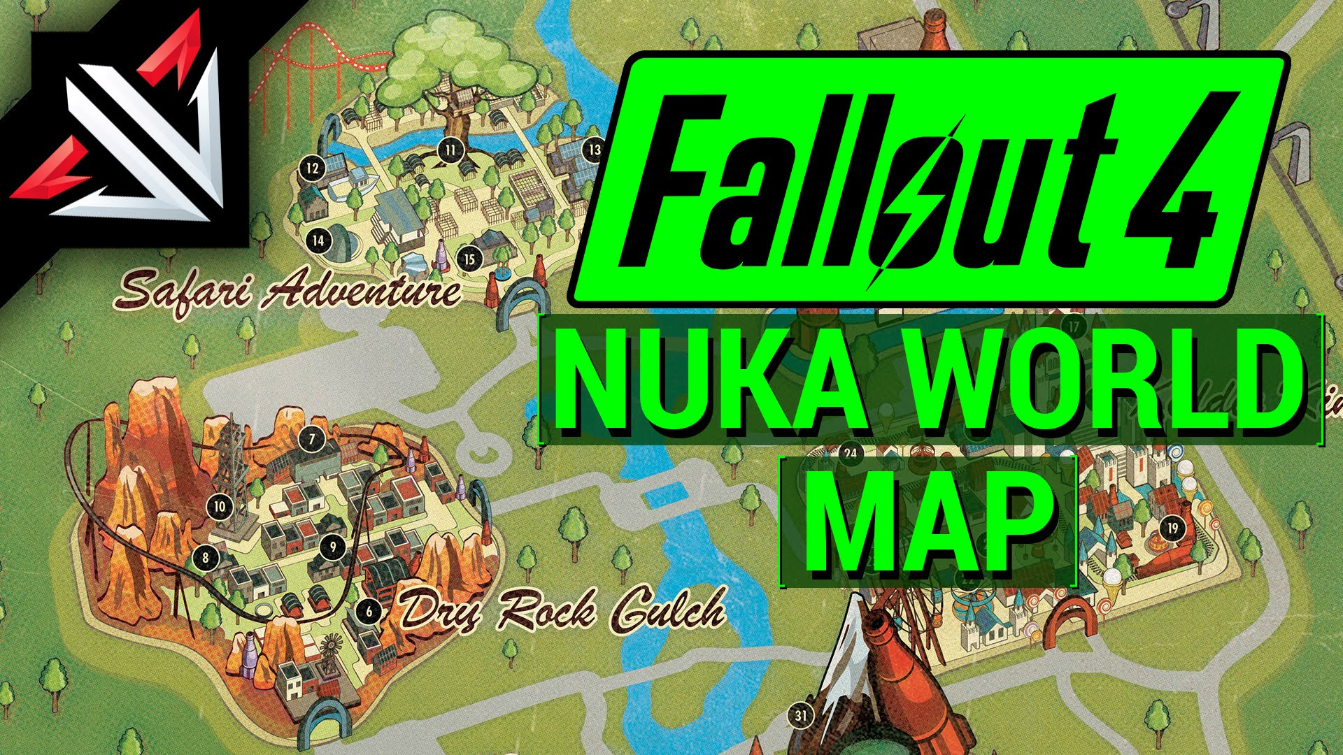 fallout 4 nuka world maps going out 2016