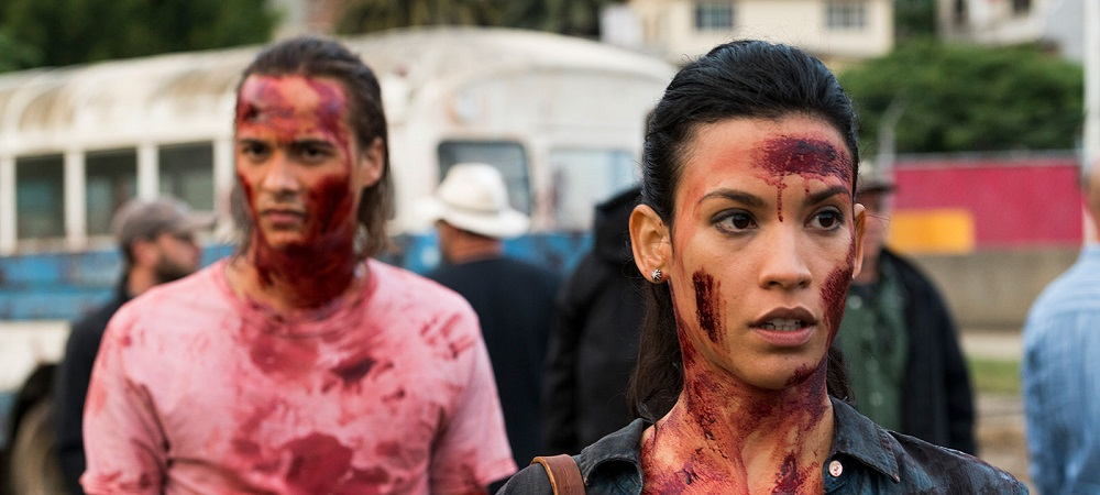 'Fear the Walking Dead' 209 Los Muertos aka Zombie Respect 2016 images