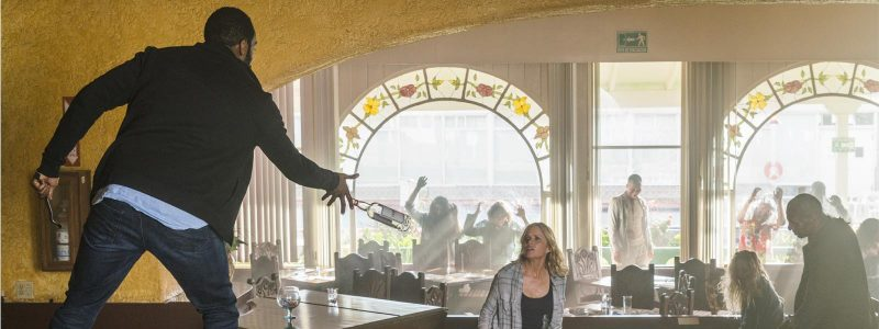 fear the walking dead 209 strand domingo fighting walkers