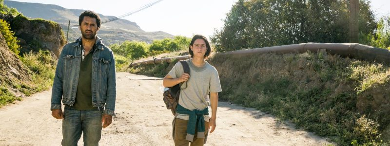 fear the walking dead 209 travis with loser crazy son